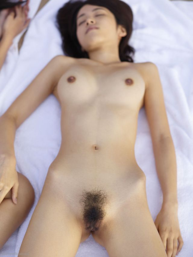 girls hairy pussy Asian
