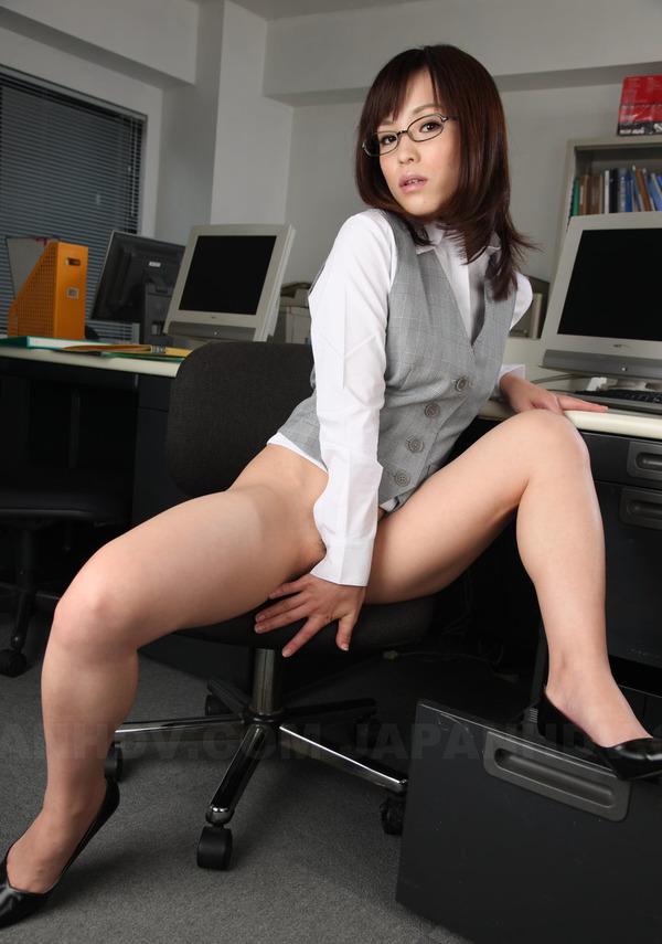 secretary long hair Asian dirty talk