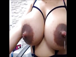 Otngagged webcam busty asian