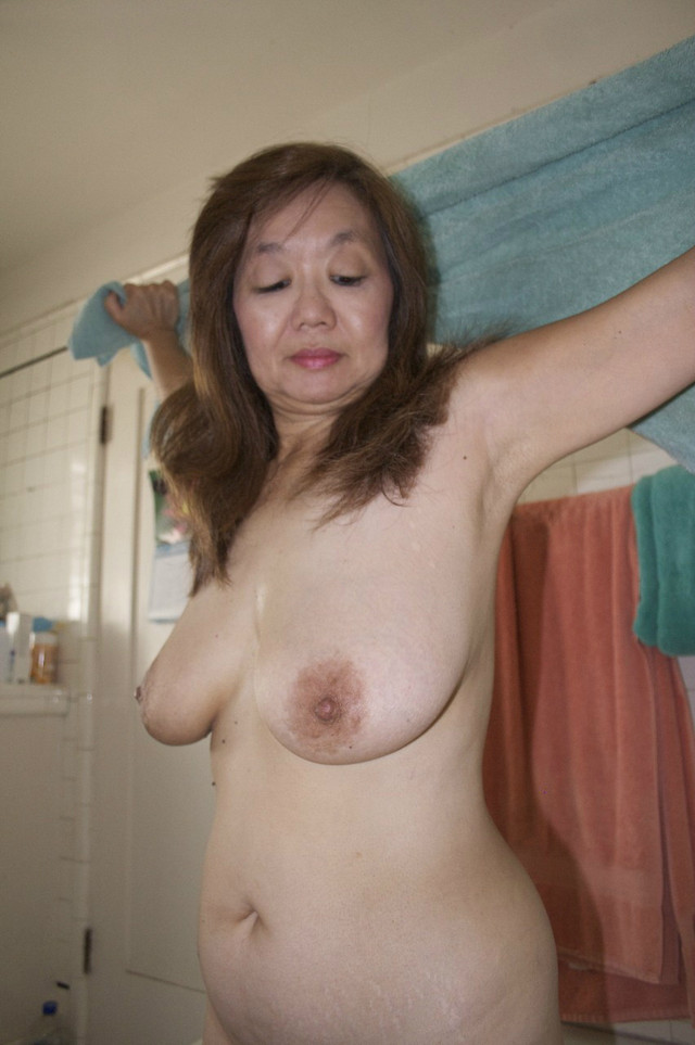Japan mature wife