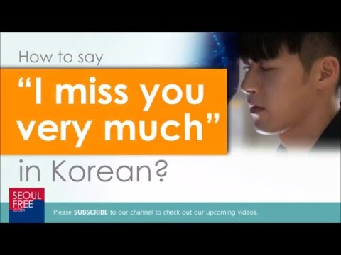 so what to korean in How say