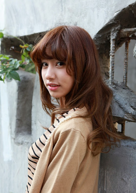 Korean nude model ho