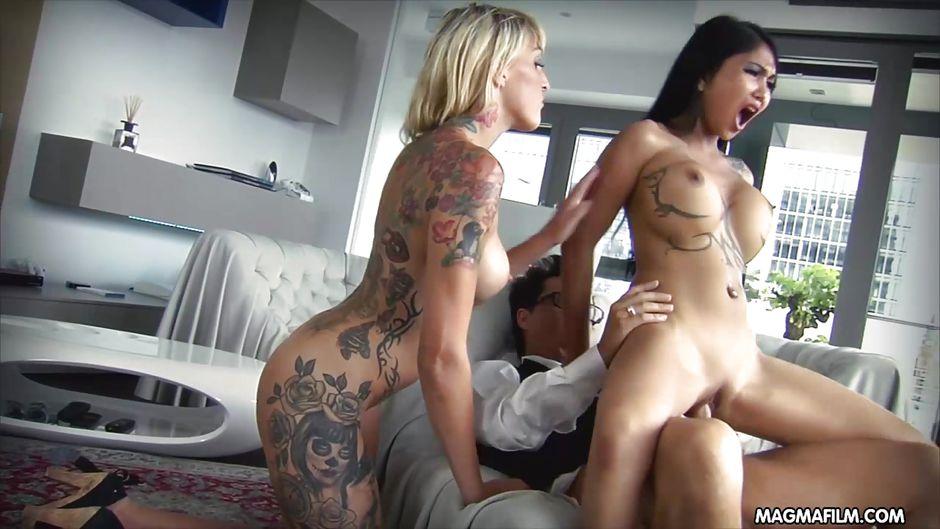 Koren girl boob pressing