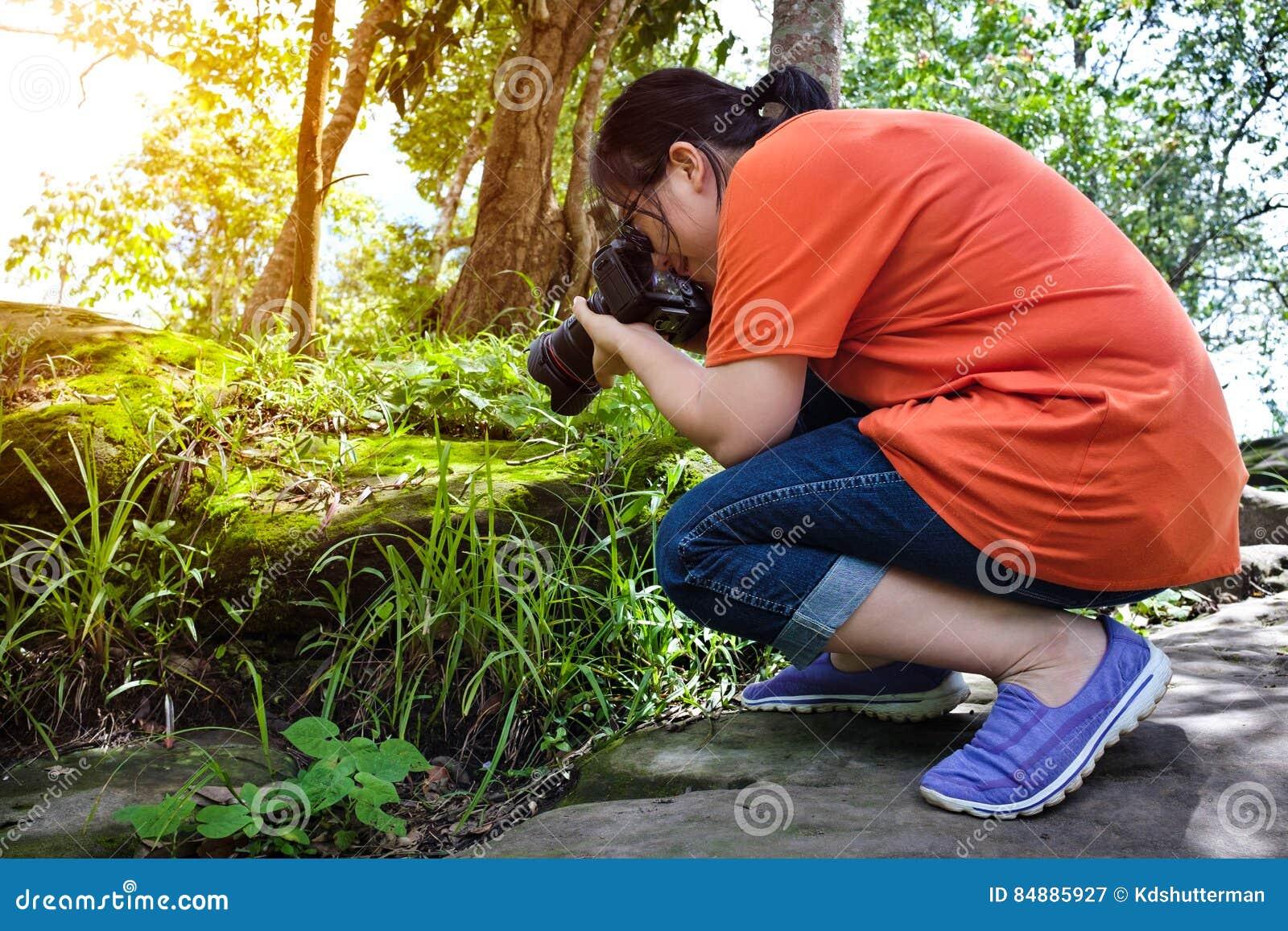 outdoor Closeup asian virgin