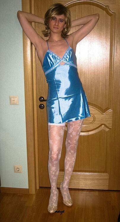 asian Crossdresser wife panties