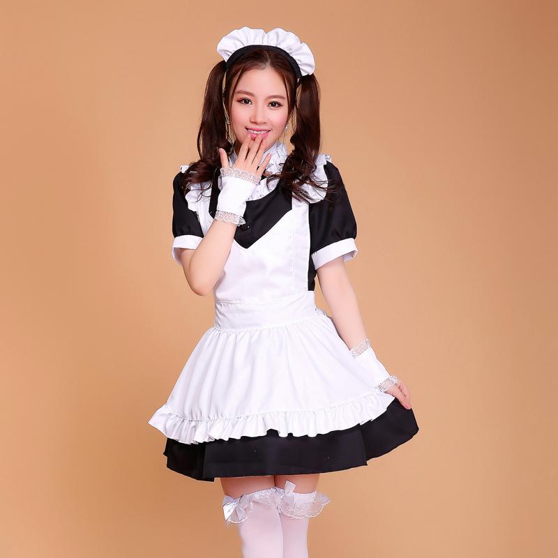 costumes Cute anime girl