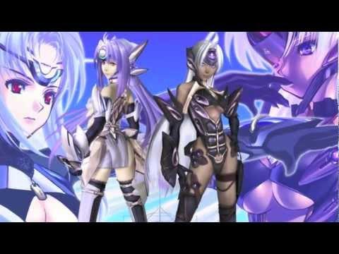 anime Dark characters skinned