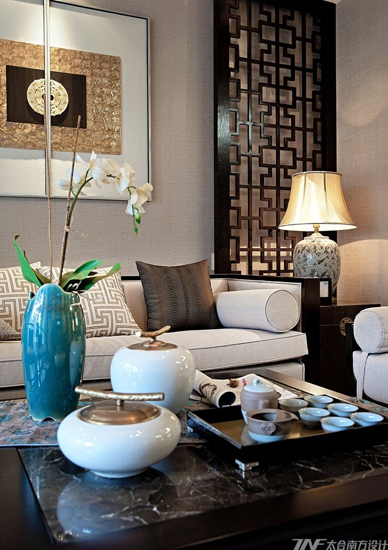 influenced design Asian interior