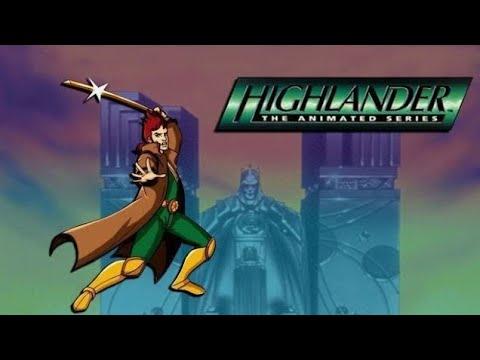 clips Highlander anime nude