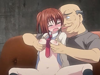 anime fucked dad girl Hot by