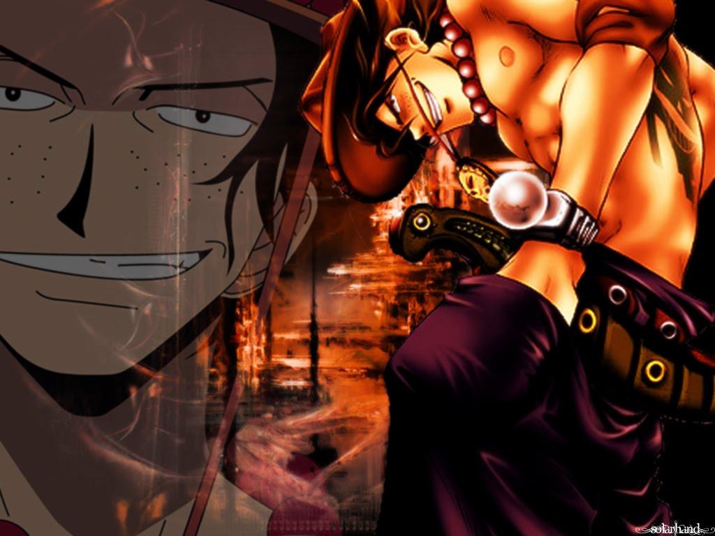 Hot anime wallpaper