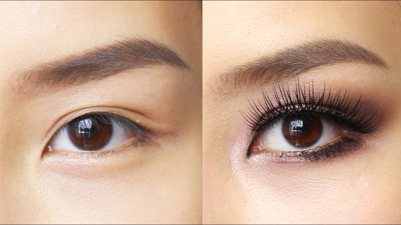 makeup How asian eyes to