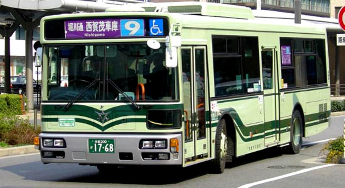 bus japan public In