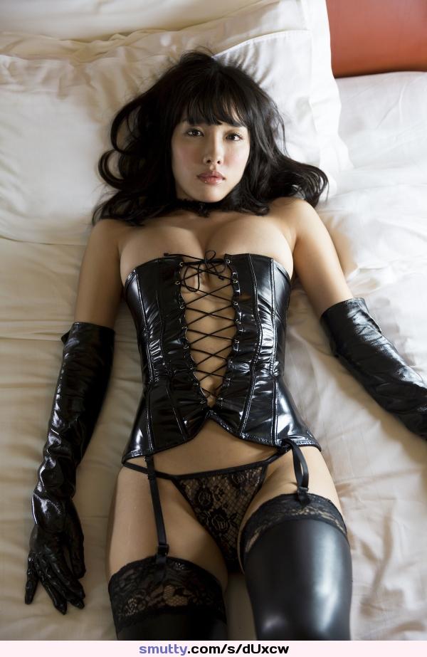 model Japan pvc erotic