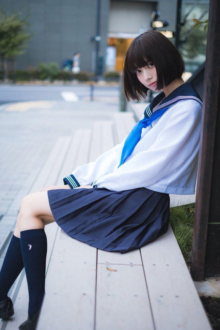 Japanese anime girl costume