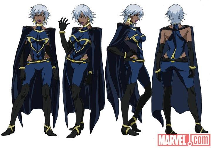 online men anime Marvel x