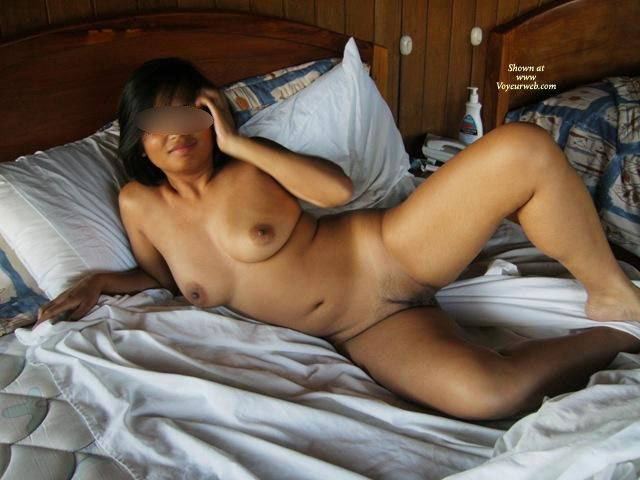 wife asian My naked