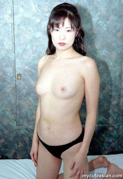Sexy chinese girl nude