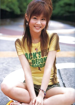 Uniform outdoor asian shaved