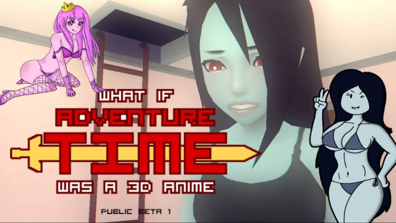 anime time was What game 3d if secrets a adventure
